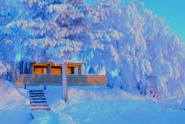 Кисловодск в снегу