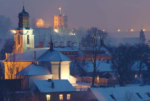 Новый 2019 год в Прибалтике рекомендации