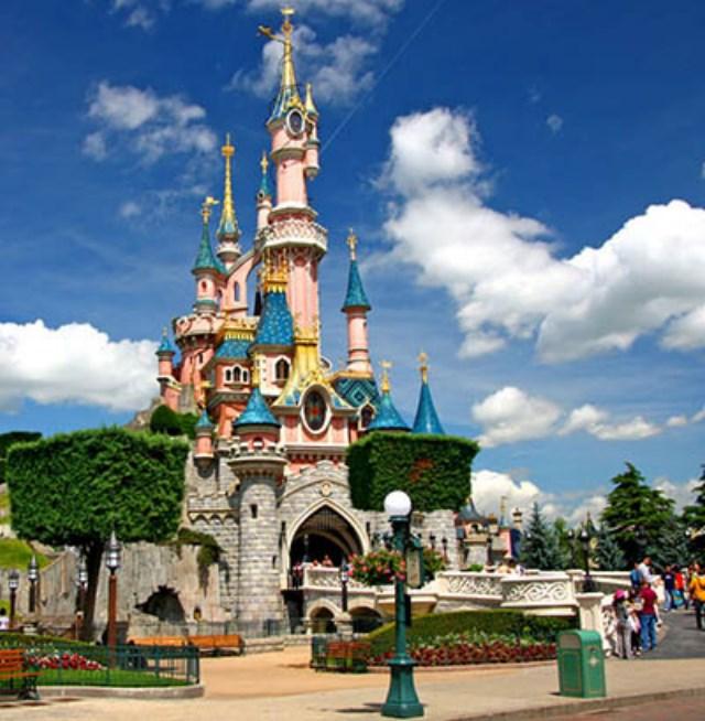Тур во францию для родителей с детьми